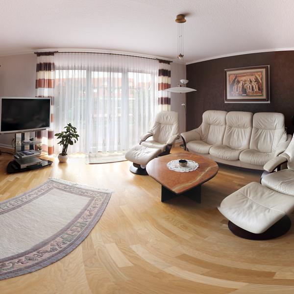 Neugestaltung Wohnzimmer